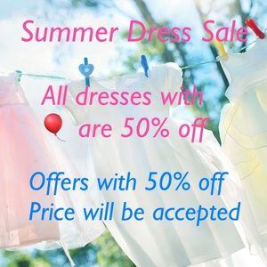 LIMITED TIME  🎈DRESS SALE 🎈WITH BALOON